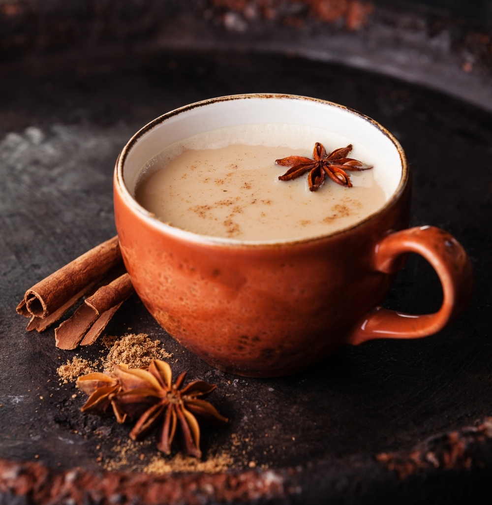 MumbaiRailwaYChaI - Capturing the authentic and true flavour of Chai found at tea stalls on railway stations throughout India with real spices of cinnamon, cardamom, clove, ginger, black pepper and star anis. Drink our Mumbai Railway Chai and you might just think you are at one of the tea stalls yourself.