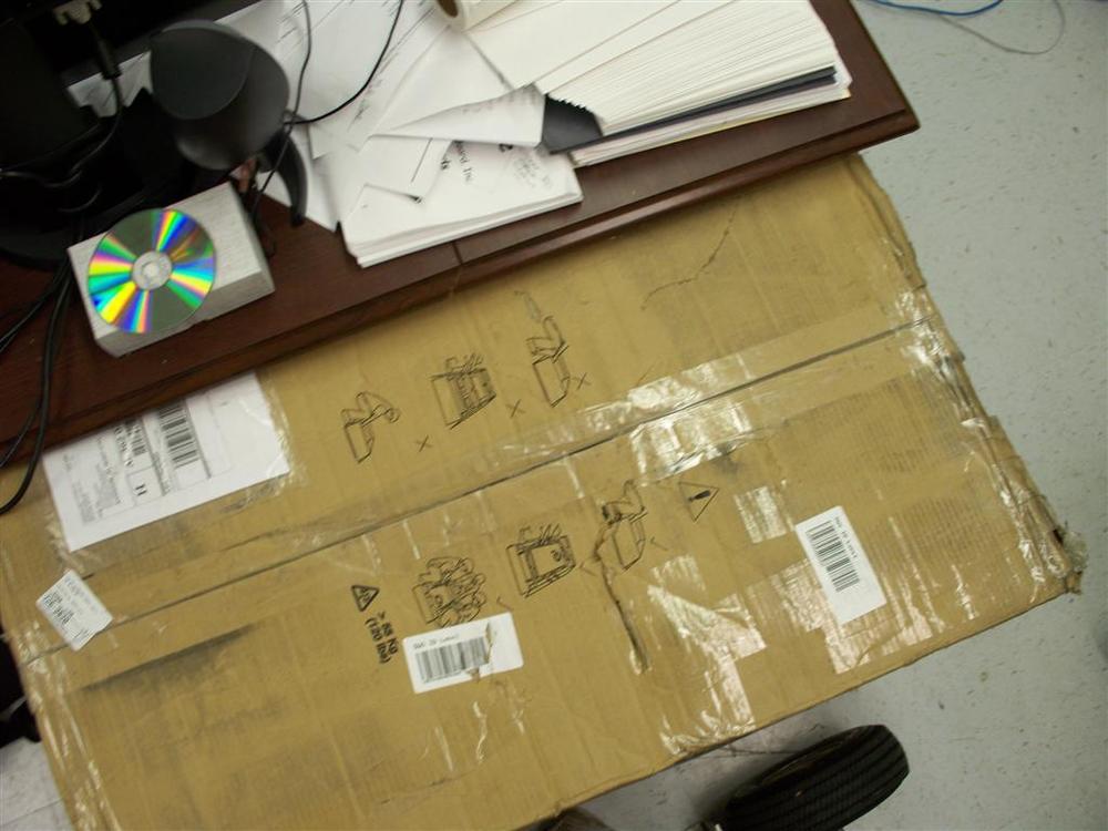 More UPS fail pics