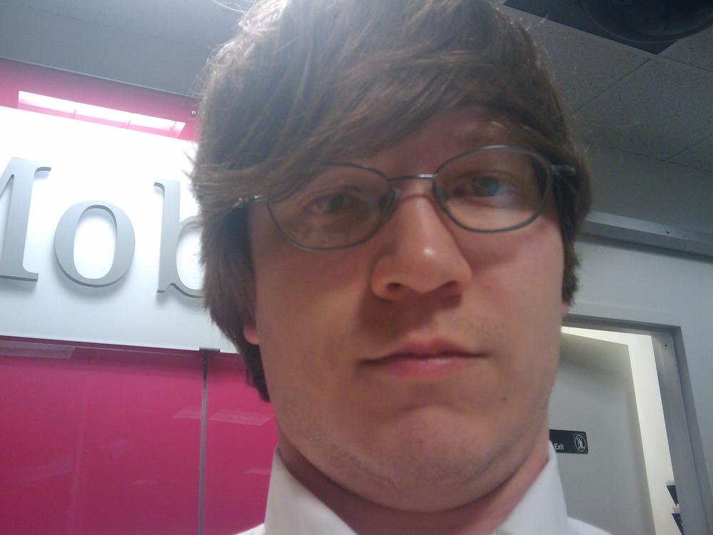 Yes, I know, I need a haircut...