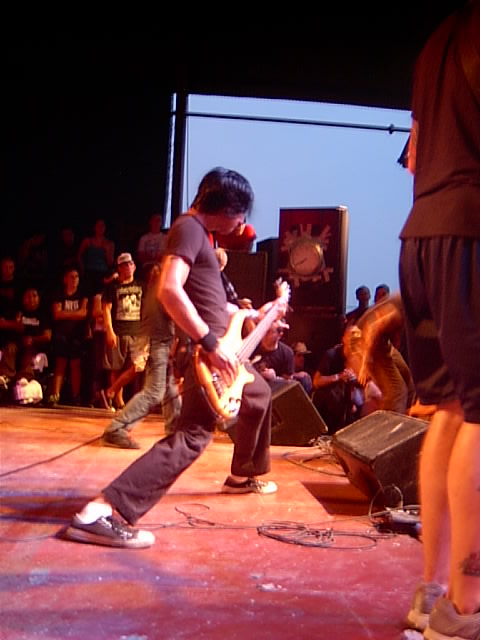 Furnace Fest 2003: Day 3