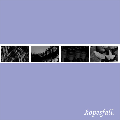 "Hopesfall - ""The Frailty of Words"""