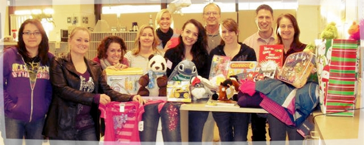 Christmas donations for Arvada's Santa's House