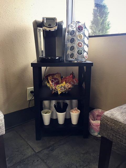 Refreshment Corner