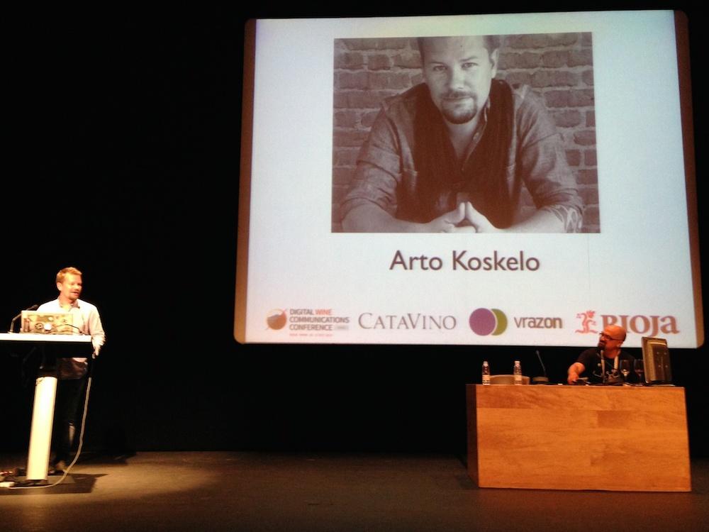 Il keynote #2: Arto Koskelo