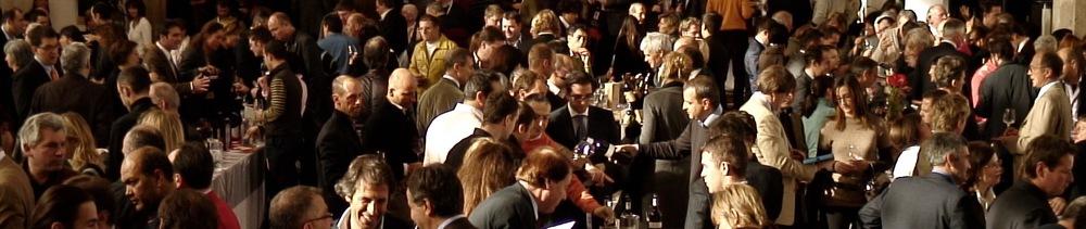 Produttori di vino incontrano i consumatori, al merano wine festival