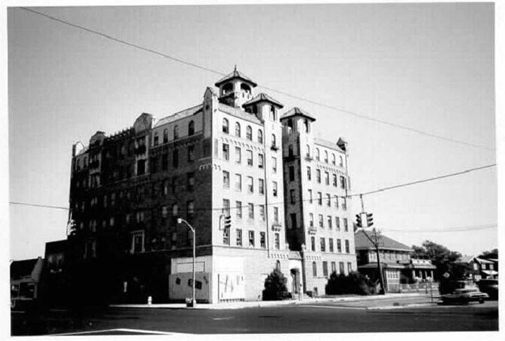 Granada Towers 1970's