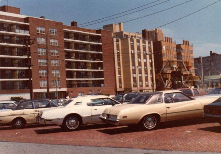 Jackson Edwards Blvd Rides 1970's
