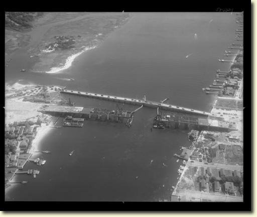 1951 Old Atlantic Beach Bridge