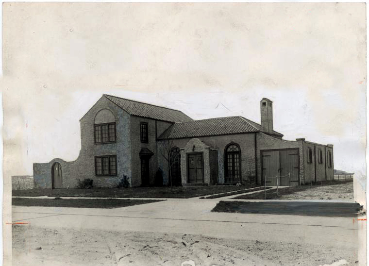 Bogart House Atlantic Beach Jefferson Ave 1930