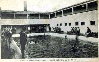 Castle Swimming Pool