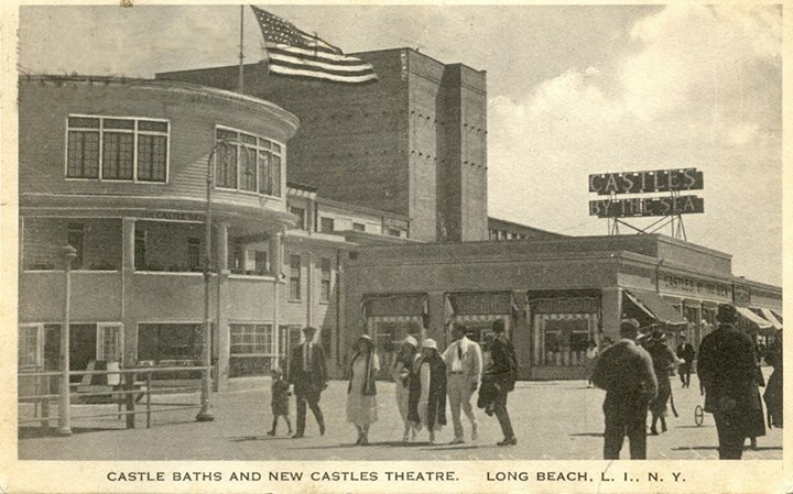 Castle Baths New Castle Theatre