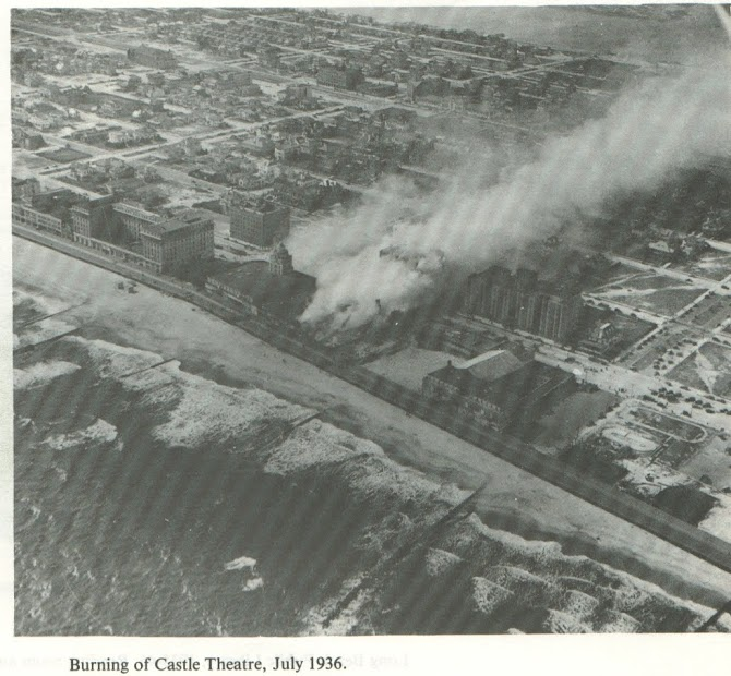 Castles Theatre Fire July 1936