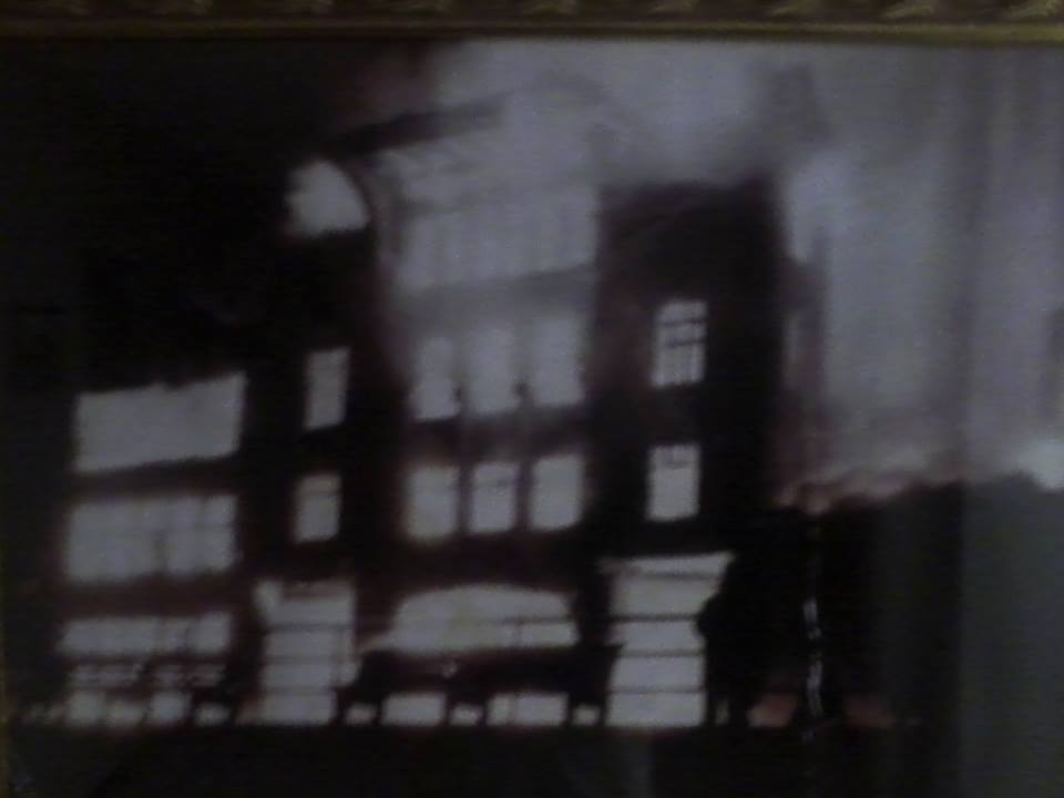 Dauville Baths Fire 1957