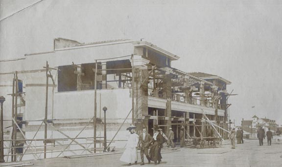 National Bathing Pavillion Construction