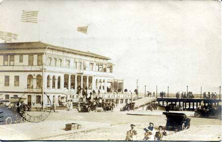 Casino 1915 Thomas Healy