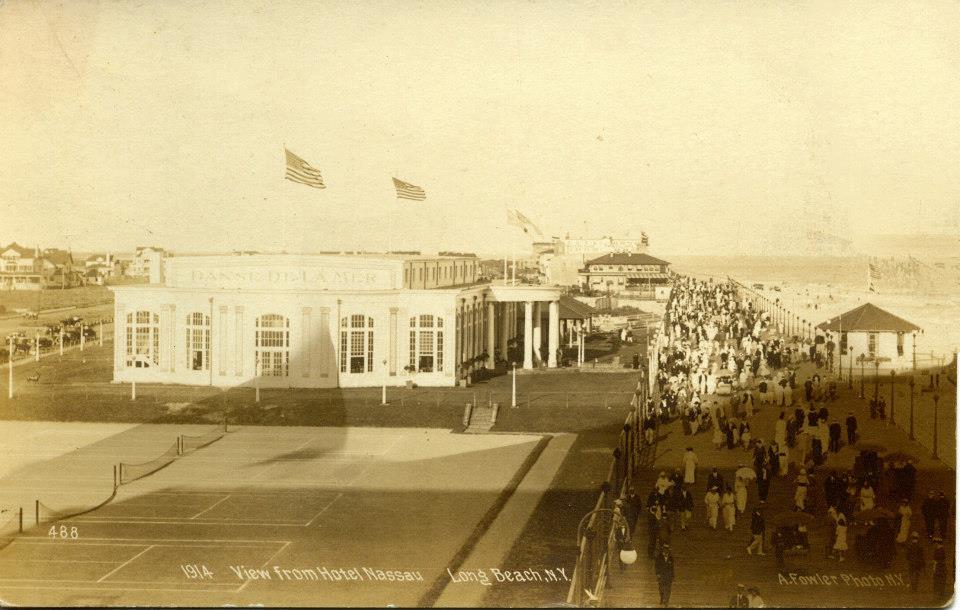 Hotel Nassau 1914