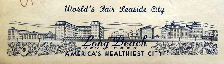 Long Beach 1938 Envelope