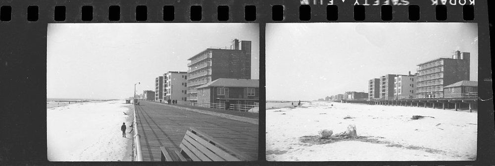Boardwalk Looking West 1960s