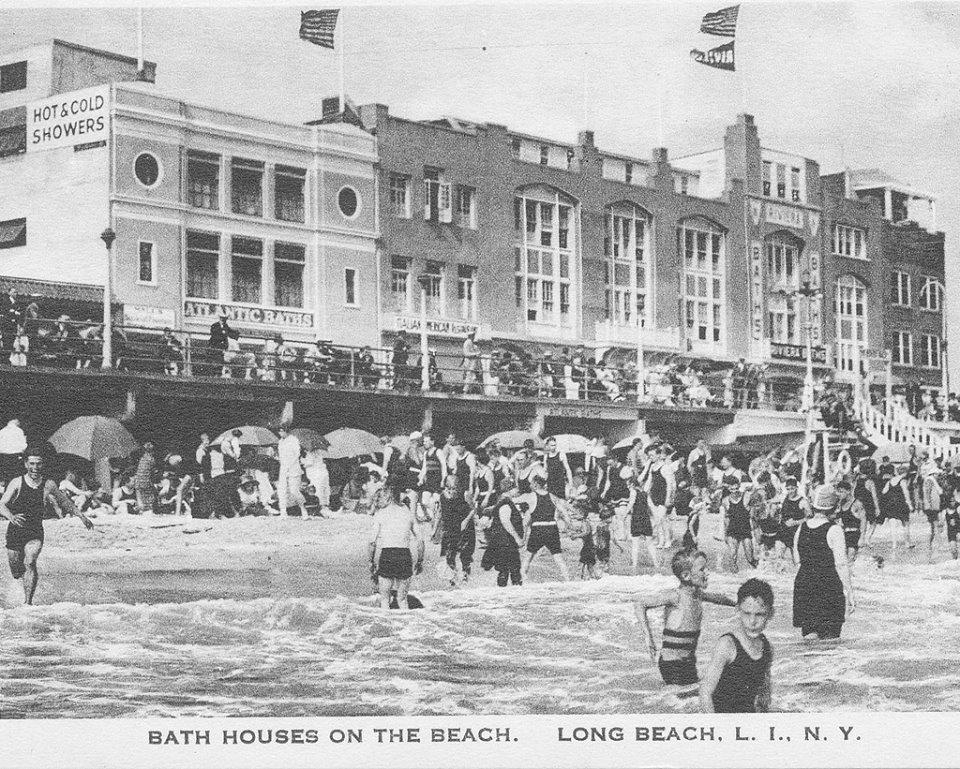 Bath Houses