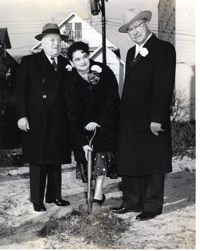 LONG BEACH PUBLIC LIBRARY 1954 DEC 20 GROUND BREAKING 1.jpg