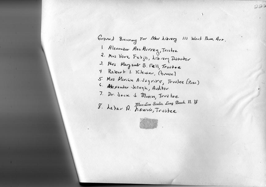 LONG BEACH PUBLIC LIBRARY 1954 DEC 20 GROUND BREAKING 3.jpg