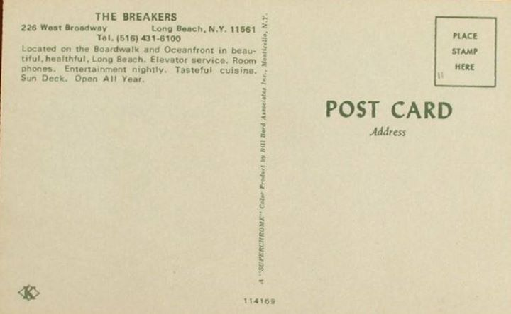 Hotel Breakers Post Card 1.jpg