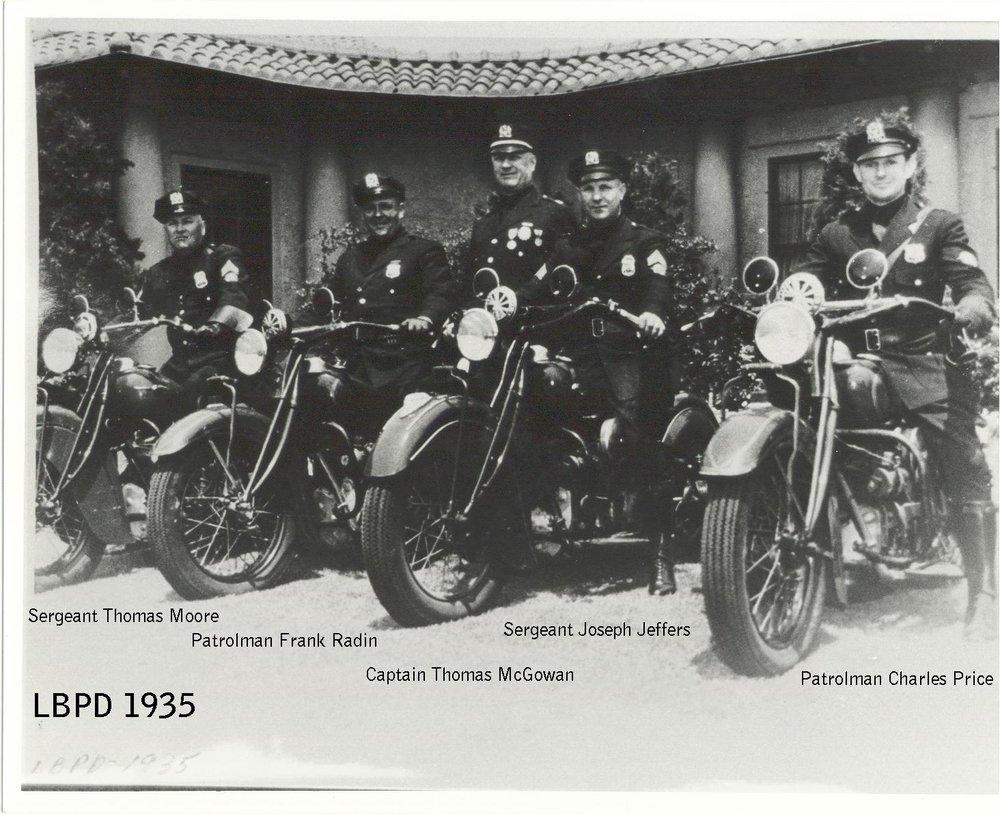 1935 Motorcycles LBPD.jpg