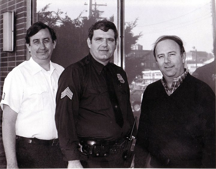 Long Beach Police Sgt Joe O'Brien, Sgt Don Clancy and Sgt Albert Ligouri.jpg