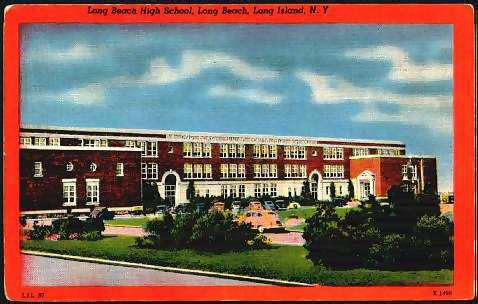 Post Card Lindell High School.jpg
