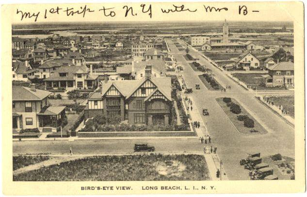 National Blvd Looking North Late 1920's..jpg