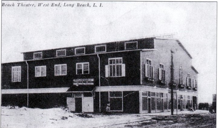Theater West End Beach  Tennessee  West Beech St. 1921.jpg