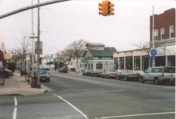 West End Beech St Looking West  New York Ave  2002.jpg