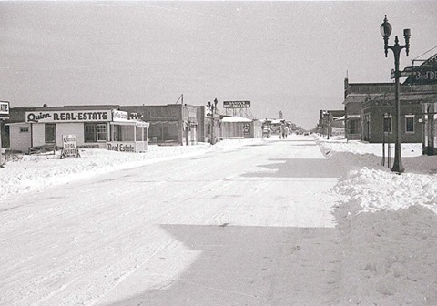 West End Beech St Looking West 1943.jpg