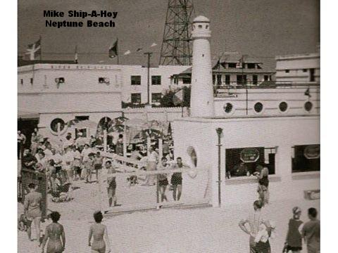 Mike Ship-A-Hoy Restaurant Neptune Beach
