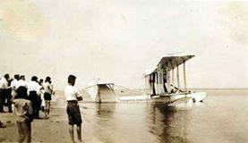 Aeromarine Santos Dumont October 12, 1915