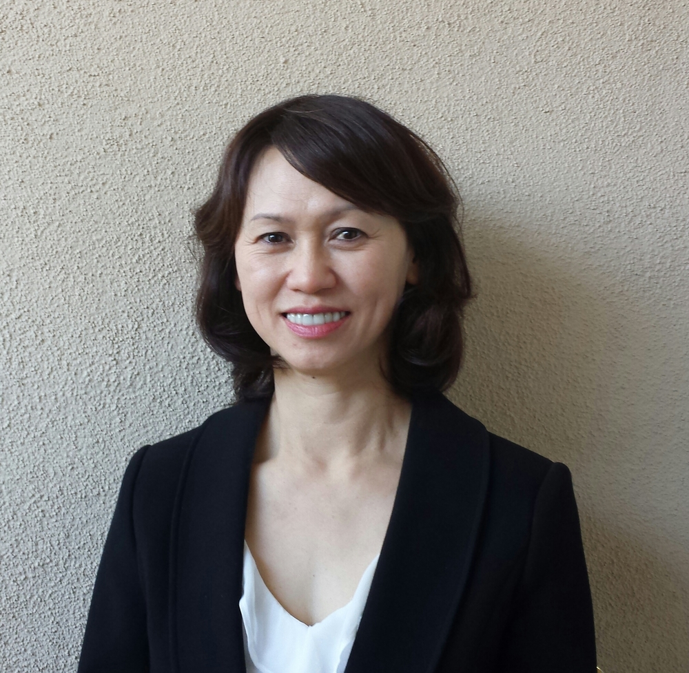 Thu-Thuy Truong, Board Secretary for the Red Cross Silicon Valley Chapter and Restoring Family Links Advocate