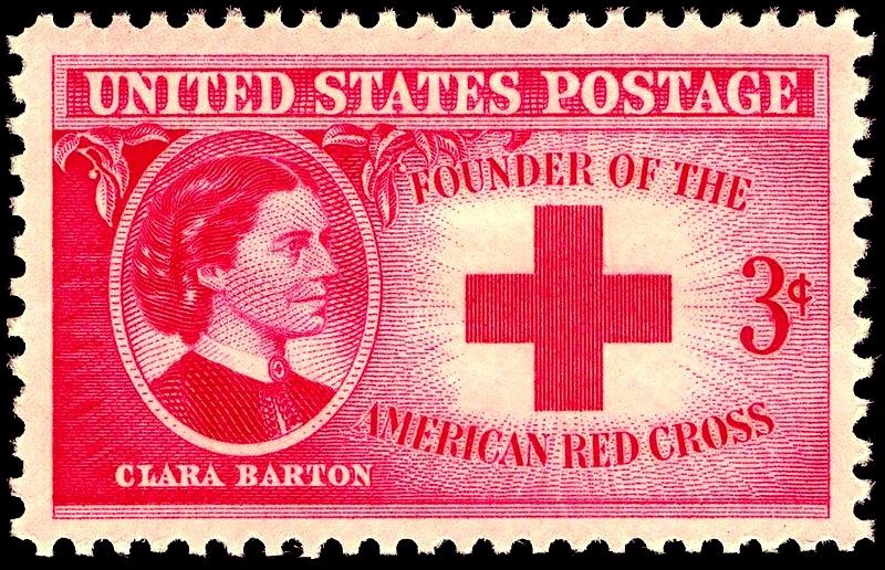IWD Clara Barton.JPG