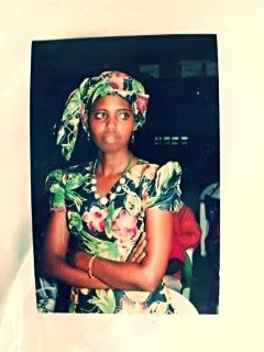 Sarah in Uganda