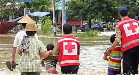 Myanmar Red Cross Society