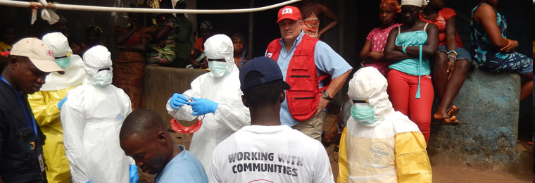 September 22nd, 2016, Los Angeles, CA     http://www.redcross.org/news/article/LA-Volunteer-Recognized-for-Helping-Stop-Ebola-Outbreak