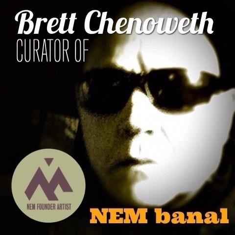 Brett Chenoweth - NEM Founder Artist