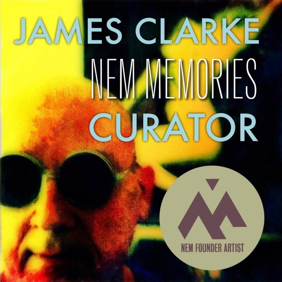 James Clarke - NEM Founder Artist