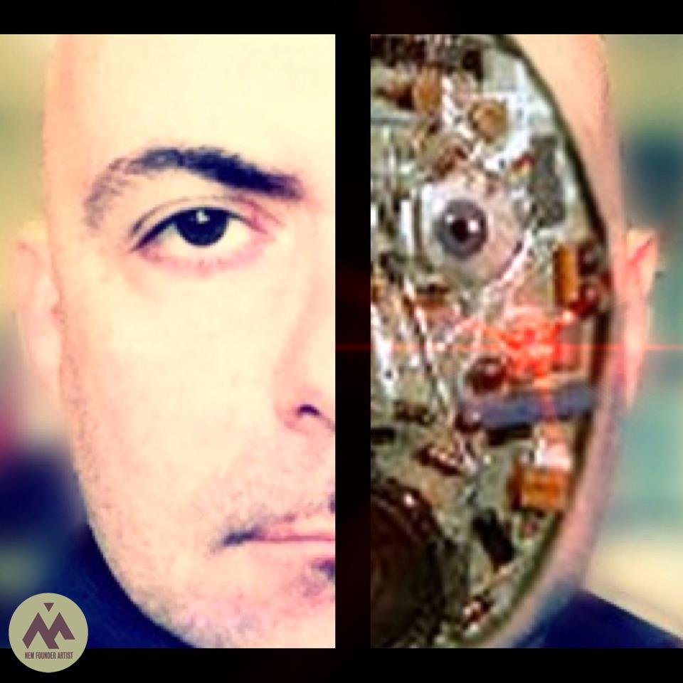 """FABIO D'ANDREA - NEM FOUNDER ARTIST AND CURATOR OF """"NEM SCIFI"""""""