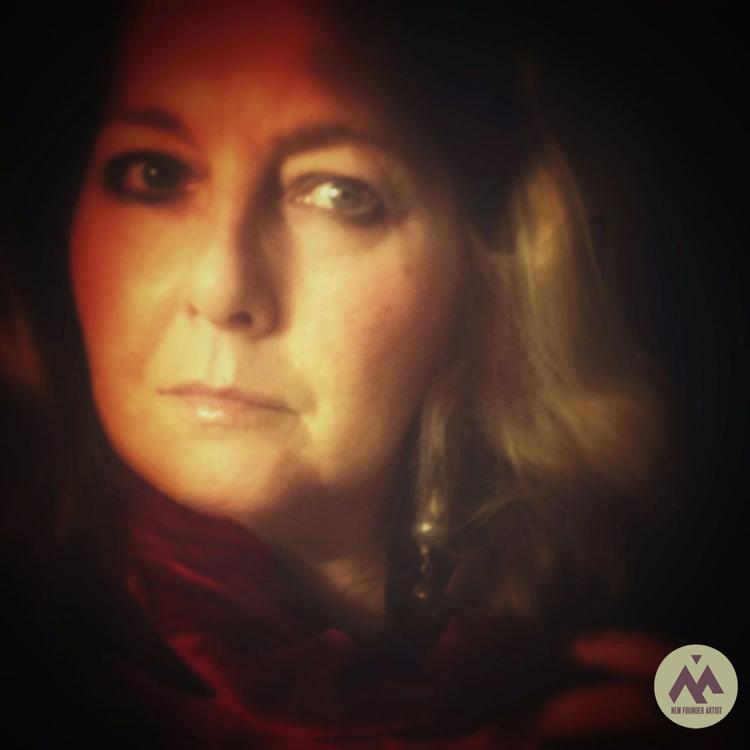 """MARYJANE SARVIS - NEM FOUNDER ARTIST AND CURATOR FOR """"NEM PAINTERLY"""""""