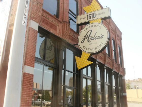 The Main Street Gallery/Anton's restaurant in Kansas City - MO.