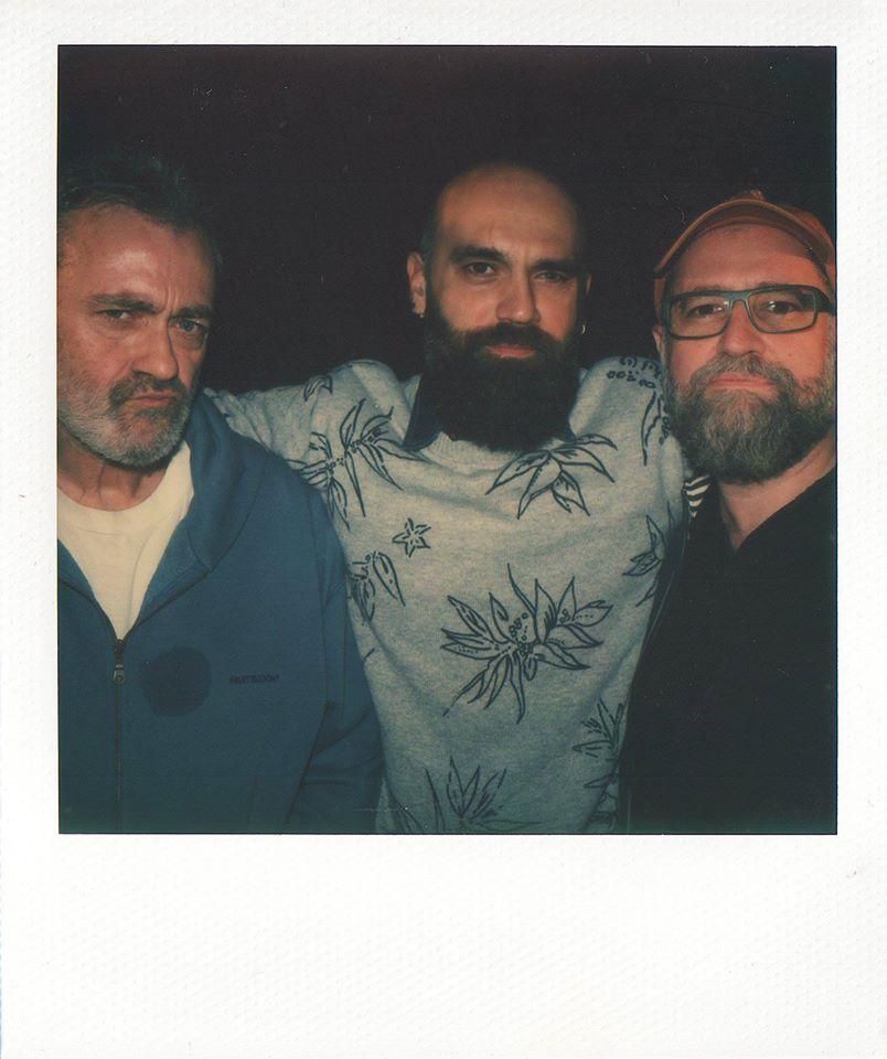 Andrea, Mirko & Ale - FILM: Impossible SX-70 Color