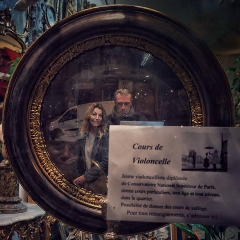Clarisse Debout - NEM Artist & Andrea Bigiarini