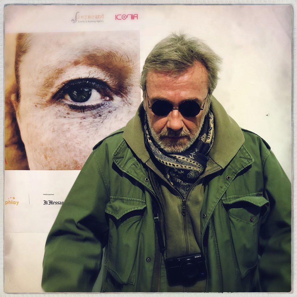 Photo by Giuseppe Iannicelli
