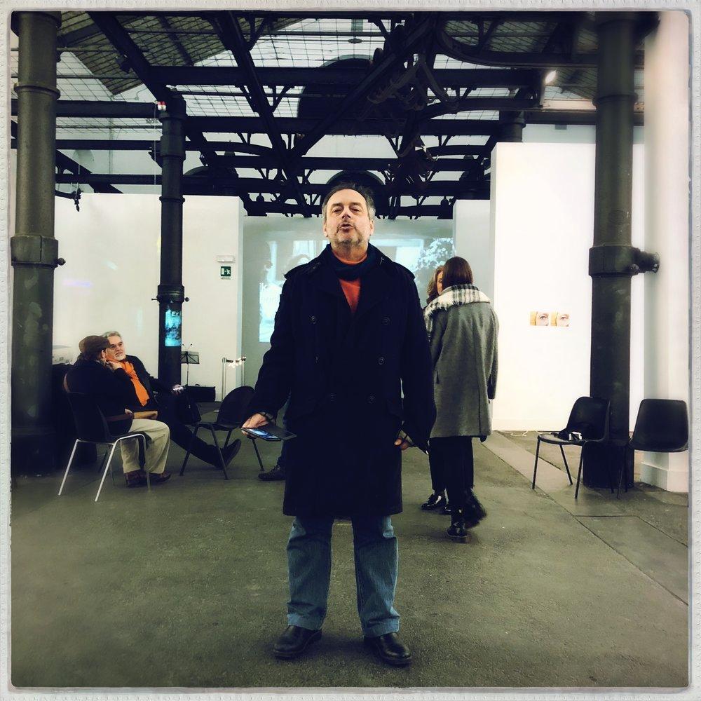 Giuseppe Iannicelli - Photo by Andrea Bigiarini