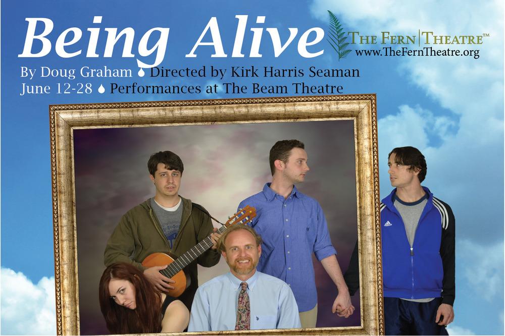 Being Alive June 12-28, 2014